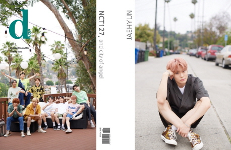 D-icon vol.5 NCT127 and City of Angel(재현)