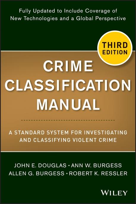 Crime Classification Manual