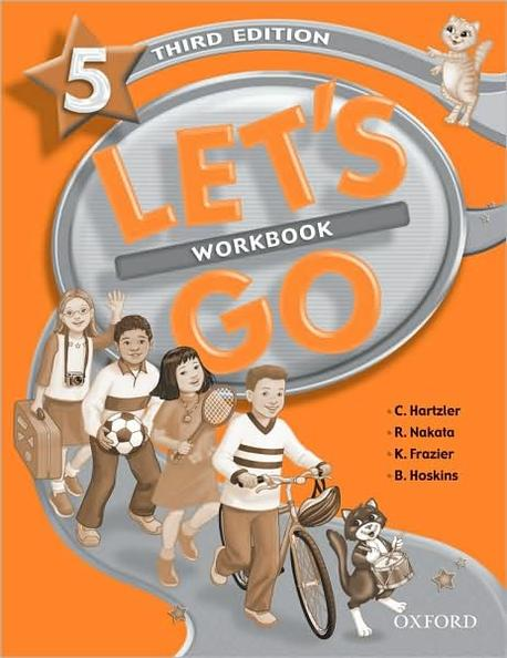 Let's Go 5  Workbook #