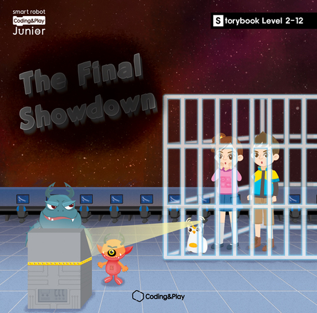 Coding Storybook Level2-12. The Final Showdown