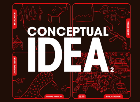 Conceptual IDEA. 2 [새책수준] / 상현서림  ☞ 서고위치:ko 3  *[구매하시면 품절로 표기됩니다]