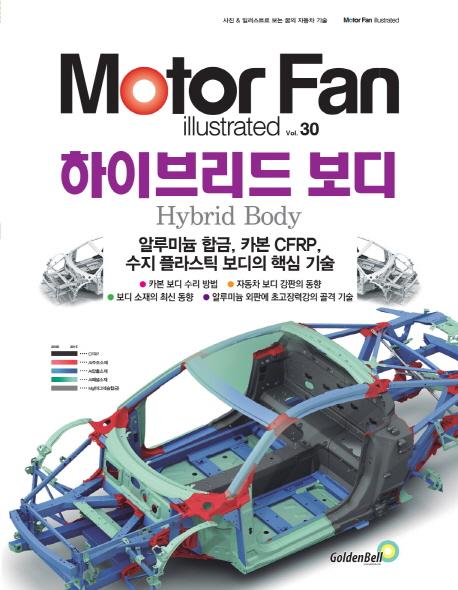 모터 팬(Moter Fan) 하이브리드 보디(모터 팬 일러스트레이티드 30)