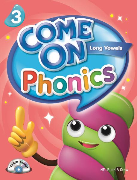 Come On Phonics. 3(CD2장포함)