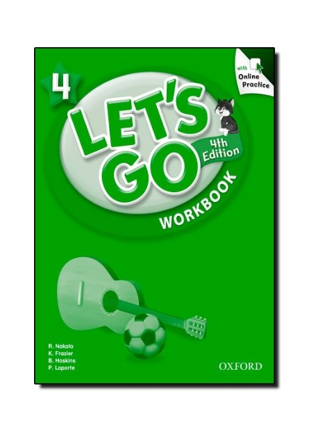 Let's Go. 4 Workbook(with online practice pack)