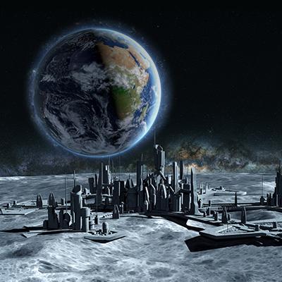 달의 도시에 오신 걸 환영합니다(완벽하게 새로운 가상 세계)