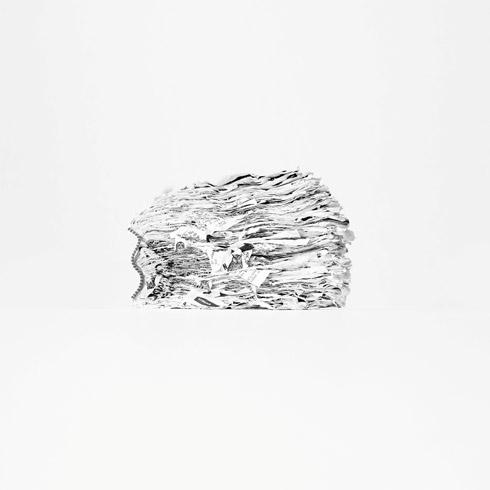 권도연, [개념어사전, 방명록], 56 x 56cm, Pigment print, 2015