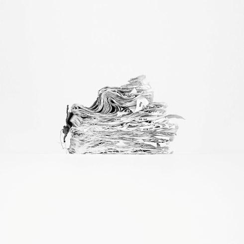 권도연, [개념어사전, 연보], 105 x 105cm, Pigment print, 2014