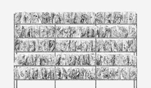 권도연, [여름방학 #2], 145 x 245cm, Pigment print, 2017