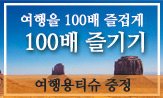<RHK 100배 즐기기 여행서 브랜드전>(행사도서 구매시 티슈 증정)