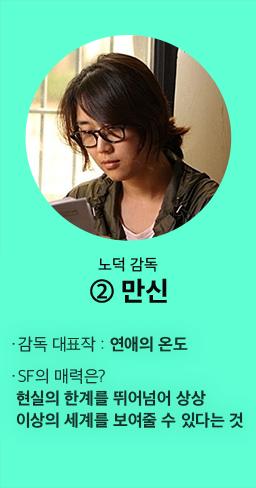노덕 감독 2. 만신