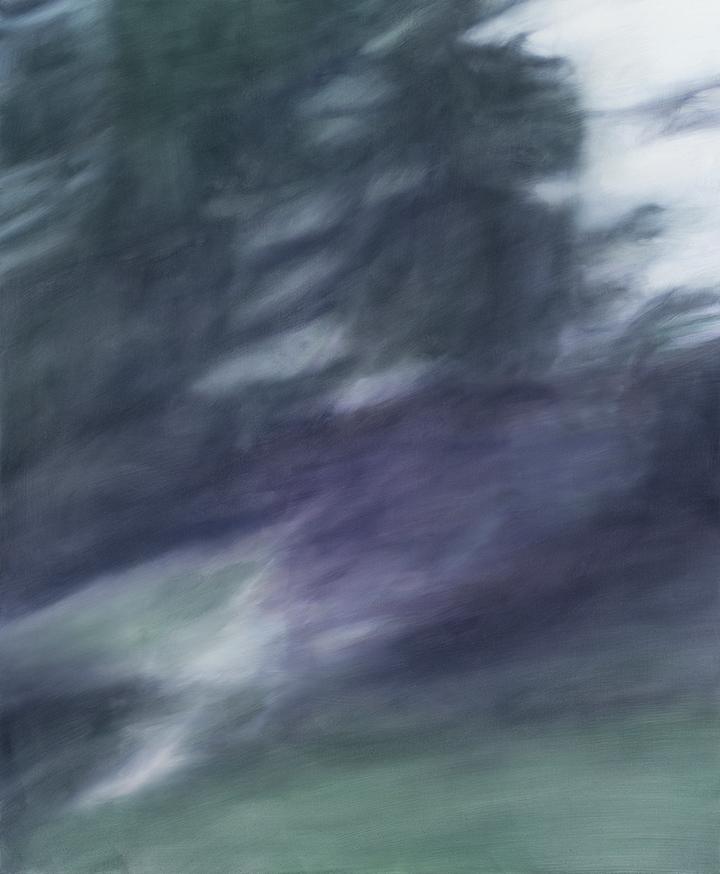 최은경 [바람 2] 73×61cm 캔버스에 오일 2019