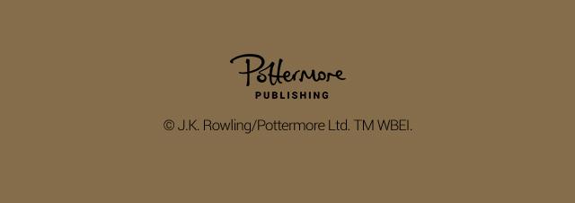 ? J.K. Rowling/Pottermore Ltd. TM WBEI.