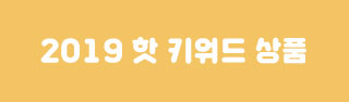 2019 핫 키워드 상품