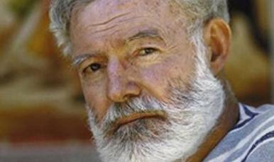 『노인과 바다』헤밍웨이, 그의 지독한 인생