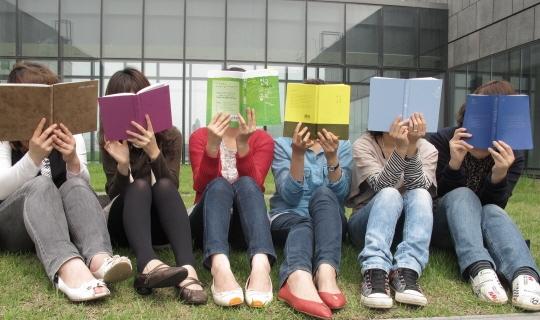 북소믈리에의 '책 읽는 걸?!'