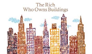 월세 1억 받는 사람?『빌딩부자들』, 3월 3주 베스트셀러