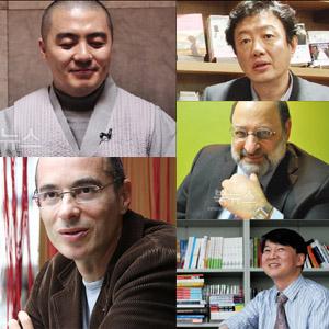 2012년, 독자들에게 가장 사랑받은 작가는?