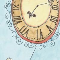 『꾸뻬 씨의 시간 여행』, 흘러가는 시간을 막을 수 있나요?