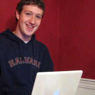 '페이스북' CEO 마크 주커버그가 왔다