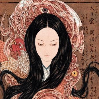 [J의 미스터리 극장 #03] 벚꽃 지는 계절에 기담을 읽다