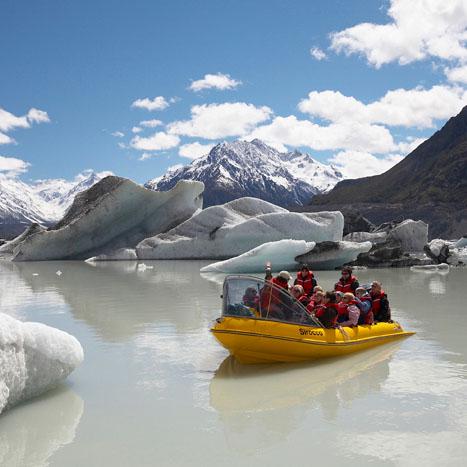 [아주 특별한 여행지도] 인간과 자연이 어우러진 곳. 뉴질랜드