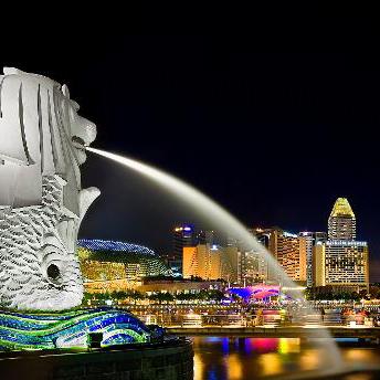 [아주 특별한 여행지도] 여름휴가 추천 여행지 2.  친구와 함께 떠나기 좋은 여행지 '싱가포르'