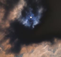 일식(Eclipse)은 끝나고, 스튜디오에 햇살이 깃들다