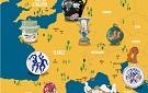 유럽도자기여행 서유럽편