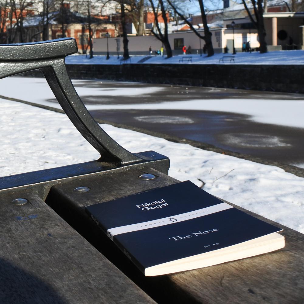 [북스 인 더 시티] #2. 코를 만지며 읽는 '코' (핀란드)