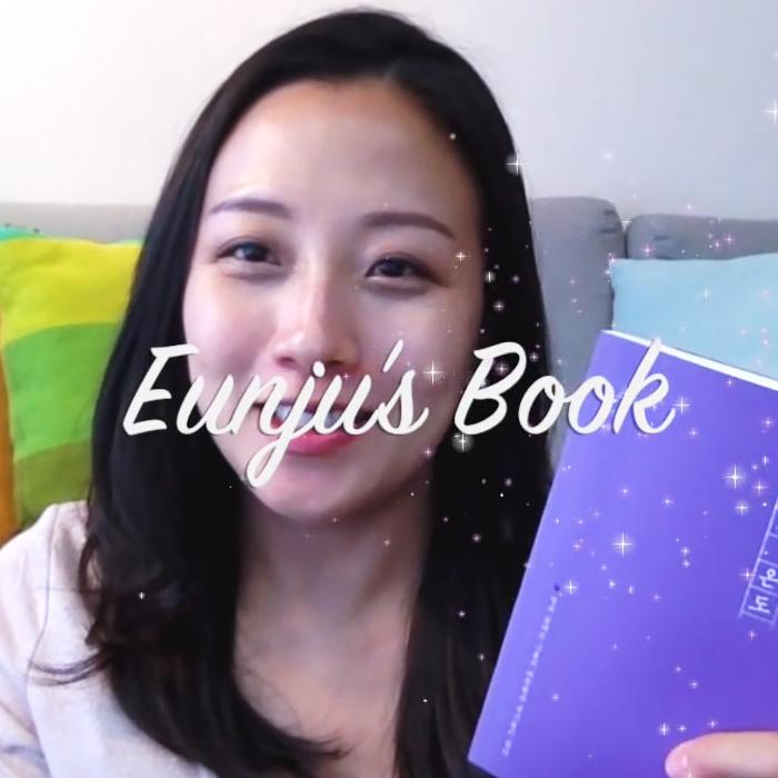 Eunju, 짤막한 글이 매력적인『언어의 온도』