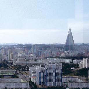 북한을 컬러 사진으로 보다