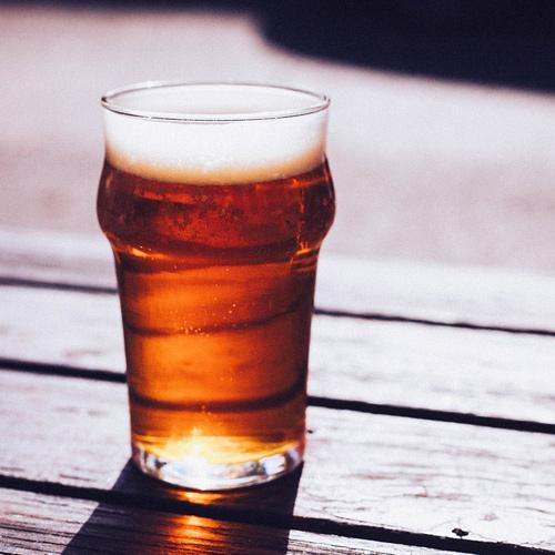 여름밤의 소확행, 시원한 맥주 한 잔