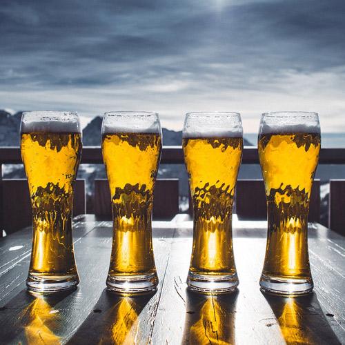 [오늘 한잔] 7. 맥주는 끝없이 들어가고 물은 금방 배부른 이유?