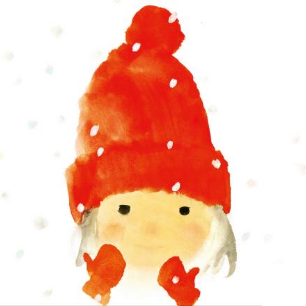 눈 오는 날의 (그림)책