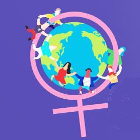 #BalanceforBetter 2019 세계 여성의 날