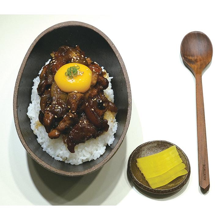 [옥주부의 집밥 레시피] 3. 반찬이 필요 없는 한 그릇 밥 요리- 푸짐한 일본식 고기덮밥 부타동