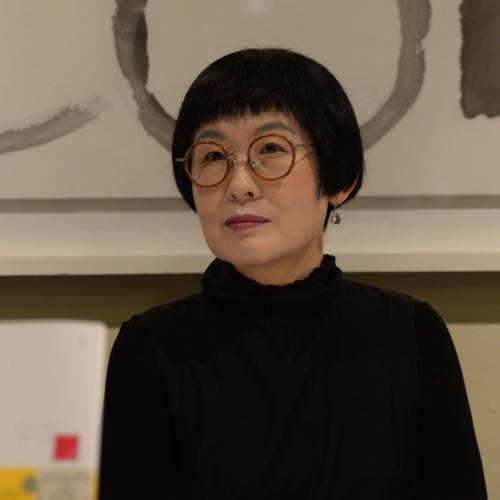 2019 그리핀시문학상 수상자 김혜순 시인 기자간담회