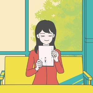 일요일의 힐링툰 『1인용 기분』 윤파랑