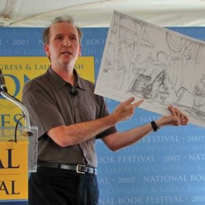 글자 없는 그림책 작가, 데이비드 위즈너