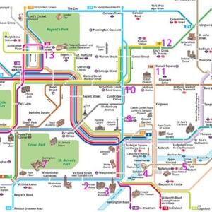 2012 런던올림픽(2) 아주 문학적인 런던 산책