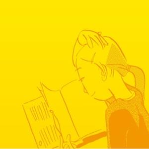 [오늘의 책 3] 노란 표지의 책과 사랑에 빠진 소녀