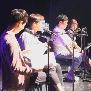 GREAT 토크 with 낭만서점 7월 콘서트 현장 스케치 영상