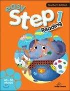 [영어원서 아동수입교재] Easy Step Reading Series Teacher's Edition (1~3권 (전 3권)) [각 권 CD 1장씩 포함]