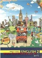 (새책) 8차 중학교 영어 2 교과서 (천재 이인기) (middle school english) (154-2)