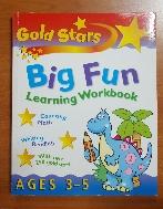 Big Fun Learning Workbook : Ages 3-5