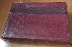 ESV Personal Size Reference Bible TruTone?, Mahogany, Trellis Design