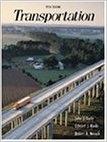 Transportation, 5/ed  (ISBN : 9780538881807)