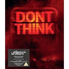 [미개봉] [Blue-Ray] Chemical Brothers / Don't Think (CD & Blu-Ray/수입/미개봉)