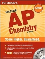 Peterson's Master AP Chemistry (Paperback, CD-ROM, 2nd)