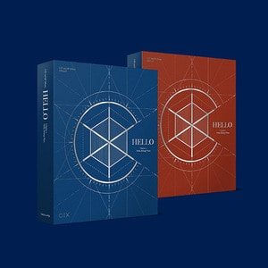 [미개봉] 씨아이엑스 (CIX) / Hello Chapter 2. Hello, Strange Place (2nd EP Album) (Hello/Strange Place Ver. 랜덤 발송)